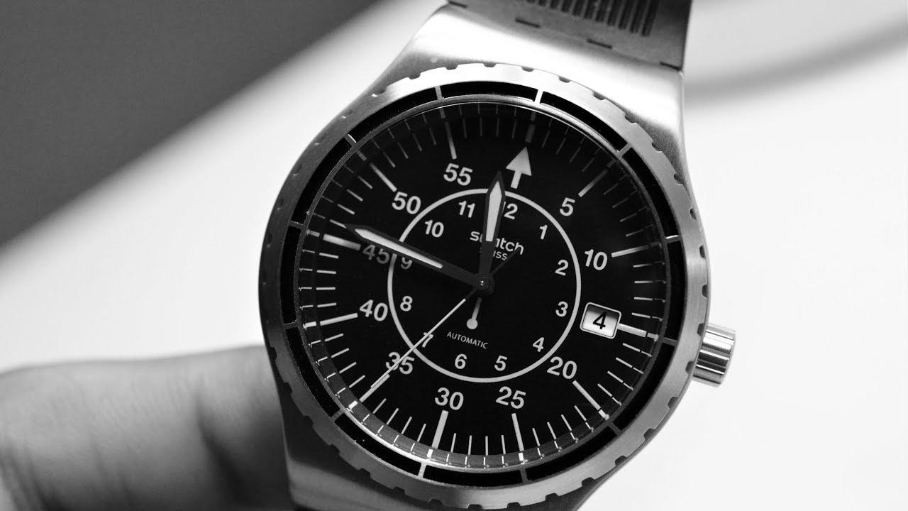 swatch sistem51 sverige