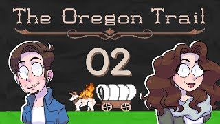 The Oregon Trail - PART 2: Conquering Adversity