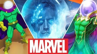 Mysterio Evolution in Movies,Cartoons and Games (2019)