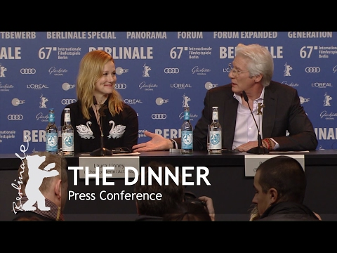 The Dinner | Press Conference Highlights | Berlinale 2017