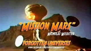 Mission Mars    Nicholas Webster   1968 USA