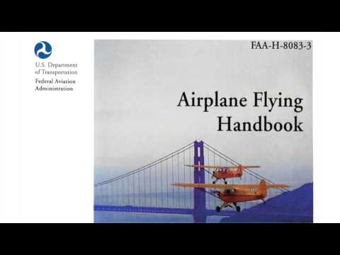 Chapter 1 of Airplane Flying Handbook FAA-H-8083-3