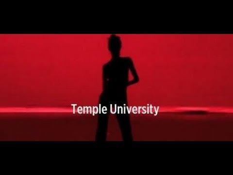 Temple U. Dance Performance Compilation