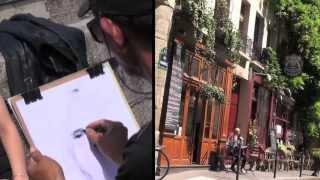 Språkresa till Paris, Frankrike