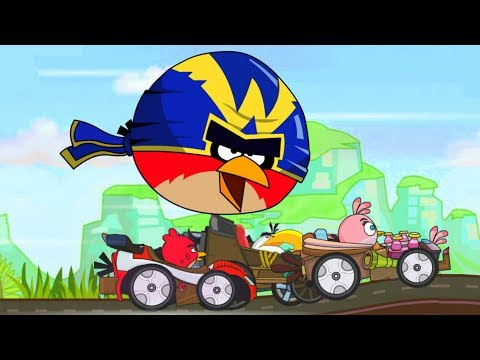 Angry Birds Race Game - Play online at Y8.com
