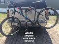 Allen Sports Bike Rack 4 Bike Model Less Than 100 Dollars and Great