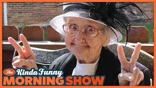 How Many Dirty Words Does Your Grandma Know? - The Kinda Funny Morning Show 05.23.18