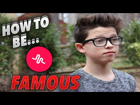 HOW TO GET MILLIONS OF FANS ON MUSICAL.LY