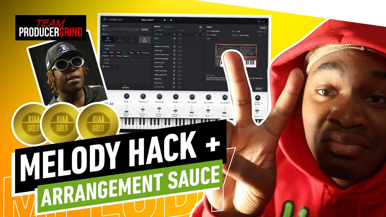 * Elevator Music?! * How To Make CRAZY Beats For Don Toliver From SCRATCH W/ producergrind