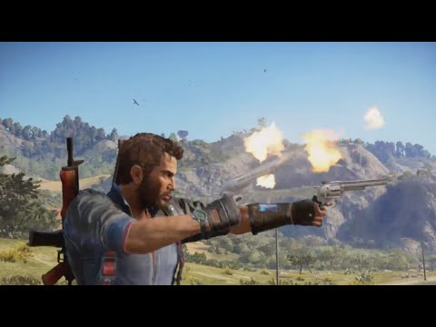 Just Cause 3 Trailer at E3 2015