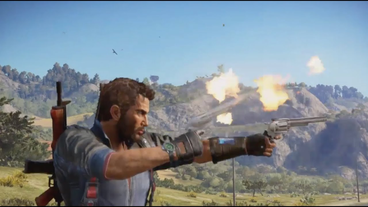 Just Cause 3 Trailer At E3 2015 Youtube Sony Ps4 Gold Edition