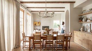 An Interior Architect's Own Mediterranean-Inspired Family Home - An Interior Architect's Home Ep15