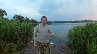Как Я проспал платную рыбалку#межура