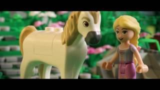 Rapunzel in the Dream Horse - LEGO Disney Princess - Stop Motion