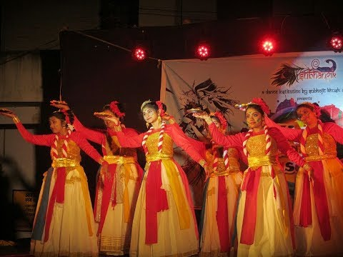 BASANTA by fusion dance school ,Chandannagar
