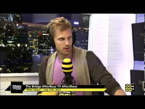 "The Bridge After Show Season 1 Episodes 1 & 2 "" Pilot""; ""Calaca "" | AfterBuzz TV"