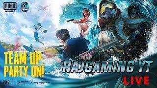 PUBG Mobile  Season 8 Funny Gameplay & Custom Rooms MAtch  Tamil 🔴Live Streaming   RajGamingYt   RG