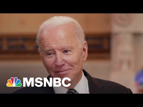 President Biden Reflects On Advice From His Late Son, Beau Biden