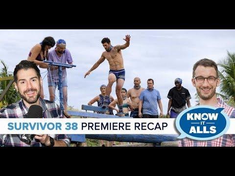 Survivor: Know-It-Alls   Edge of Extinction Premiere   #Survivor
