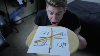 CHARLIE CHARLIE CHALLENGE GONE WRONG