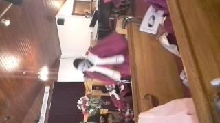 Grateful by Hezekiah Walker Mime praise dance