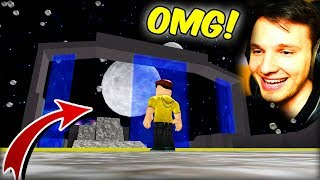THIS IS * NEW *... YOU CAN RUN NOW ON THE MOON! (Roblox)