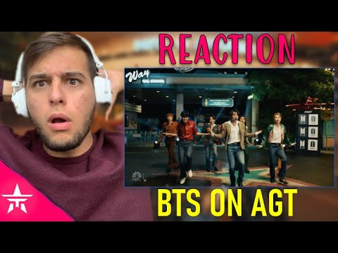 "BTS Performs ""Dynamite"" on AGT – America's Got Talent 2020 