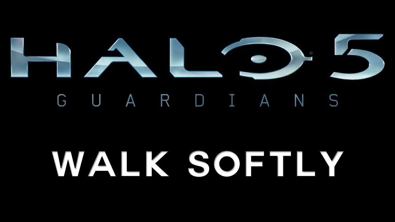 halo 5 guardians ost walk softly youtube. Black Bedroom Furniture Sets. Home Design Ideas