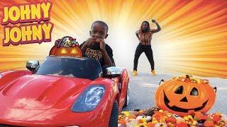 Super Siah Eating Candy Johny Johny Yes Nursery Rhymes