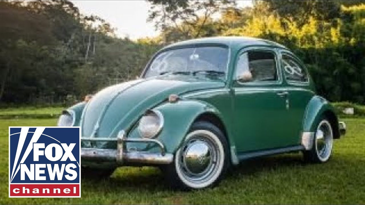 Volkswagen to end Beetle line of cars - YouTube