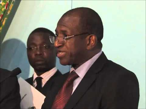 15th Africa OILGASMINE Trade & Finance 2012 - Video 2