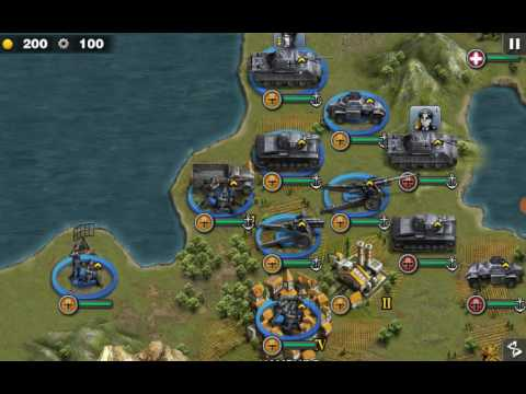 Operation Weserübung ( Glory Of Generals Walk Through )