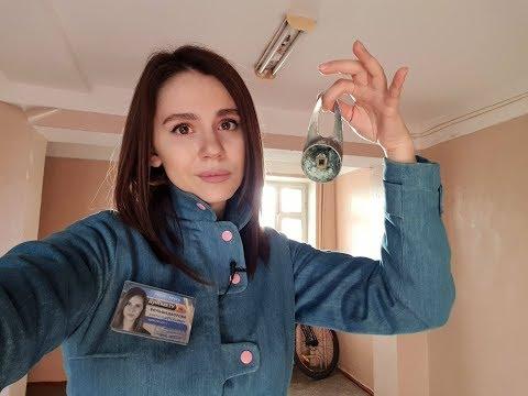 DumskayaTV: Общежитие Мечникова №8: забитые раковины и рассыпающаяся сантехника