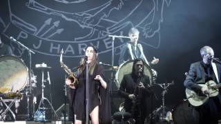 PJ Harvey – The Wheel @ Release Athens 2016