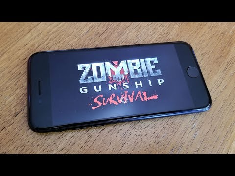 Top 10 Best Zombie Games For Iphone 7 / IOS 2017 - Fliptroniks.com