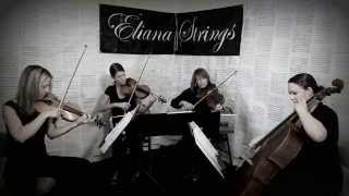 Bless the Broken Road - String Quartet