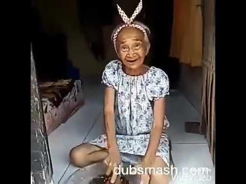 Nenek Main Tiktok Lucu Banget!!
