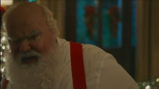 Наследие 2x08 Крампус против Деда Мороза