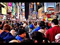 Time Square Tour New York New Year 2017