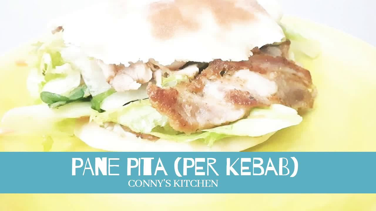 Ricetta Pane Arabo Per Kebab Bimby.Pane Pita Pane Per Kebab Ricetta Facile Monsieur Cuisine Bimby Youtube