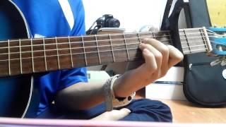 Yêu Không Nghỉ Phép - Guitar cover