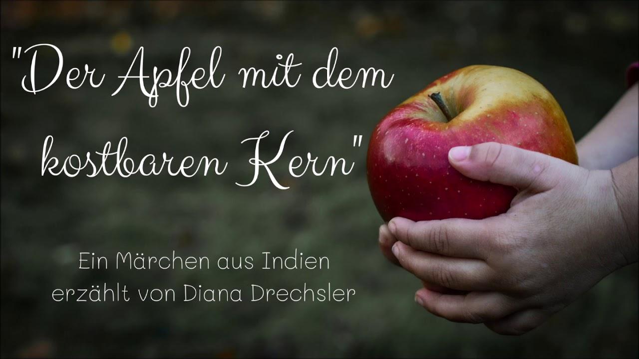 Zum apfel kern vom Apfelbaum aus