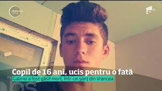 Un copil de 16 ani, orfan de mamă, omorât în bătaie de o gaşcă de adolescenţi