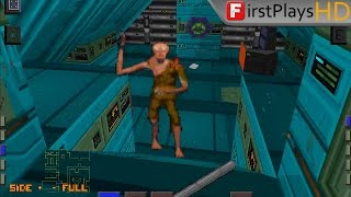 System Shock Enhanced Edition (1994) - PC Gameplay 1080p / Win 10