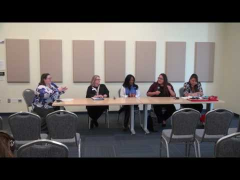 Native American Health Panel at Texas A&M University - Commerce