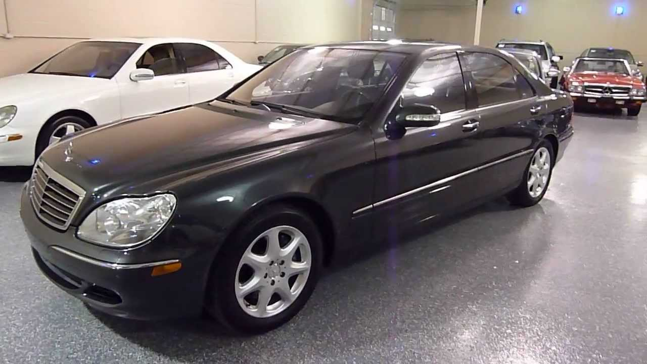 2004 mercedes benz s500 4dr sedan 5 0l 4matic sold 2230. Black Bedroom Furniture Sets. Home Design Ideas