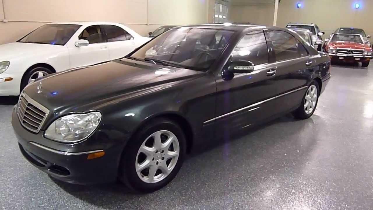 2004 mercedes benz s500 4dr sedan 5 0l 4matic sold 2230