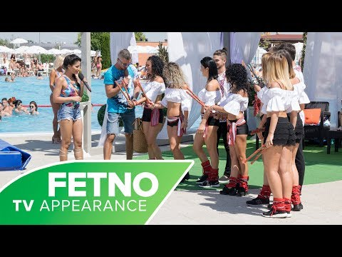 FETNO on TV ✿ Star Matinal, Antena Stars, part. 1 (20.08.2017)