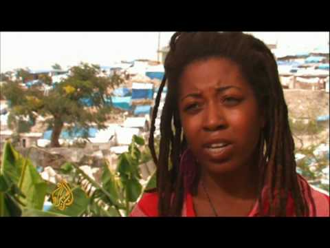 Anger In Haiti Over Aid Levels