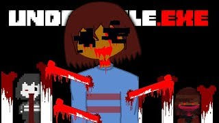 Undertale.EXE ... There Is No Hiding From Chara
